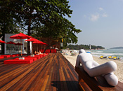The Library Chaweng Beach