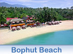 Hotels am Bophut Strand