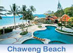 Hotels am Chaweng Strand