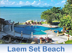 Hotels am Laem Set Strand